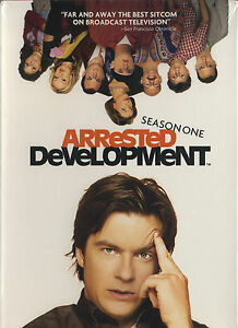 DVD-Arrested-Development-Season-One-Sealed-2004-U-S-3-Disc-Box-Set