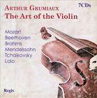 The Art of the Violin (CD, Mar-2013, 7 Discs, Regis Records)