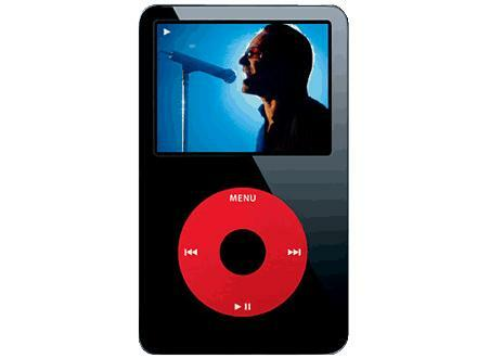 Apple Ipod Classic 5th Generation U2 Special Edition Black Red 30 Gb For Sale Online Ebay