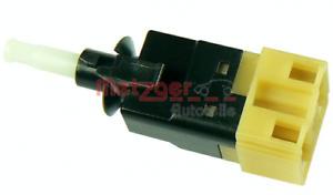 Bremslichtschalter für Signalanlage METZGER 0911082