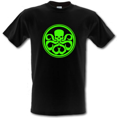 HYDRA Marvel DC Comics AGENTS OF SHIELD Hail Inspired Childrens T-shirt ALL AGES