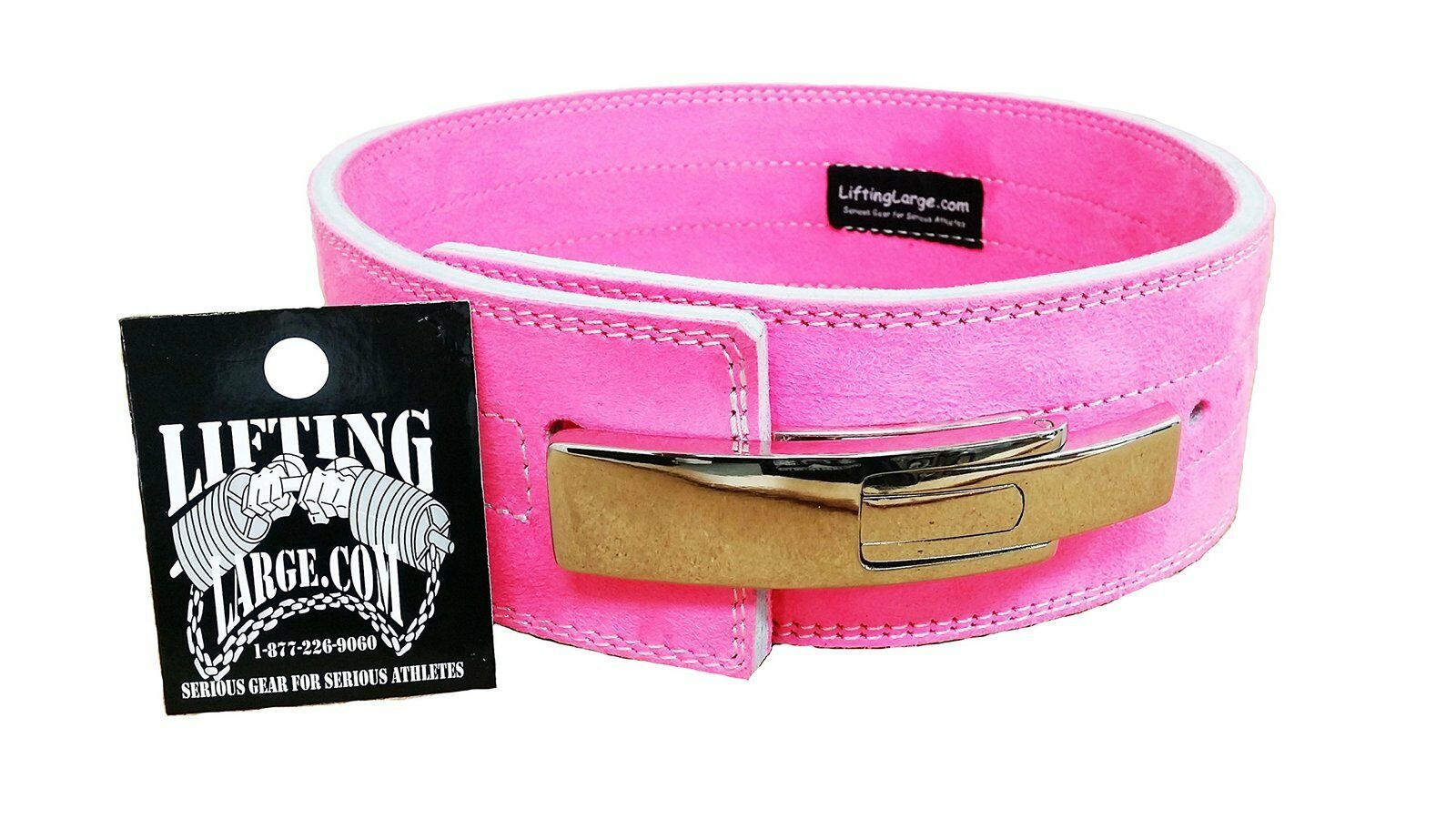 Rosa Competition 10mm Powerlifting Lever Belt - IPF Approved