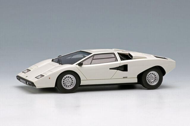 Eidolon 1 43 Lamborghini Countach Lp400 1974 White Em387c Ing For