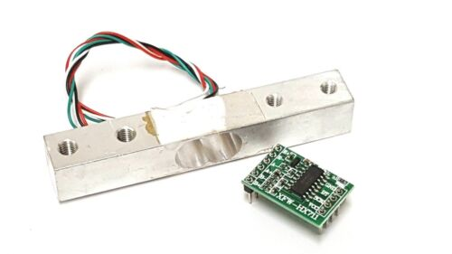 1KG Load Cell Weight Sensor plus HX711 AD Signal Amplifier Ships from USA
