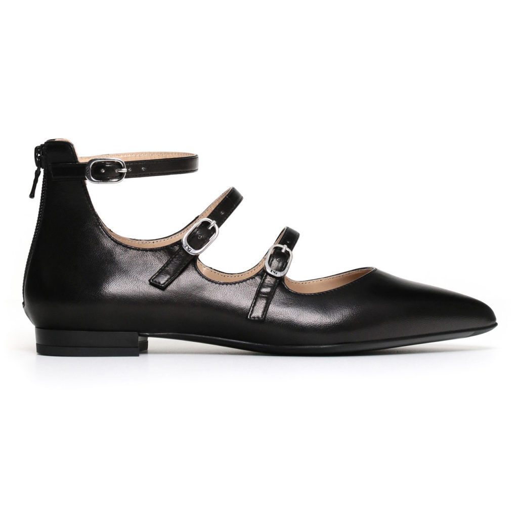 Leather Nero Toes Yellow Flat Heel Slippers Donna Split Toes Nero Runway Style Flipflops caa39c