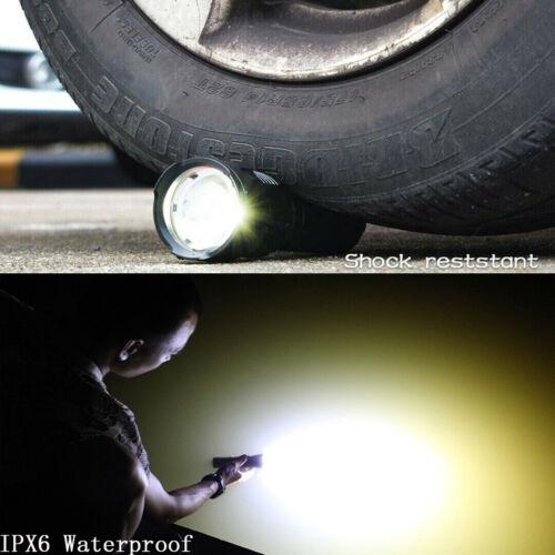 Shadowhawk Super-bright 90000lm Flashlight CREE LED P70 Tactical Torch Light