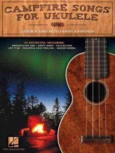 Campfire-Songs-for-Ukulele-Paperback-by-Hal-Leonard-Publishing-Corporation