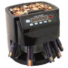 Coin Sorter Counter Wrapper Change Counter 5 Us Coin Portable Handle