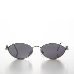 Industrial Montatura Da Occhiali Ovali Anni Argento Steampunk 90 g7bY6vfy