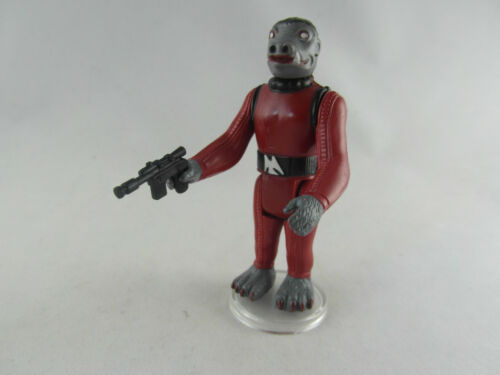 NUOVO DI ZECCA 30 x VINTAGE STAR WARS ACTION FIGURE STAND T1c