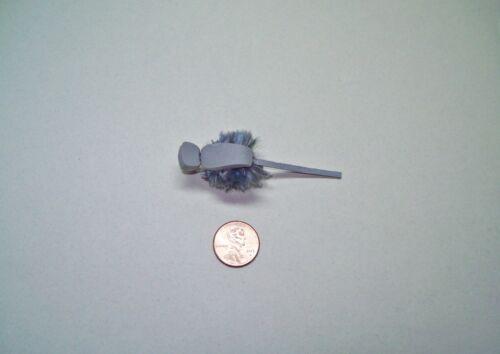 1 ea Super Flotteur Gris Rick/'s Morrish souris mouches taille 1 Truite Pêche à La Mouche Appât