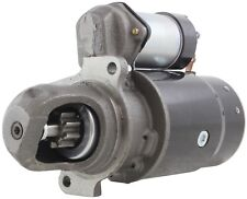 New Usa Built Fits Hyster Starter 12 Volt 9 Tooth Clockwise 1107205 1107292