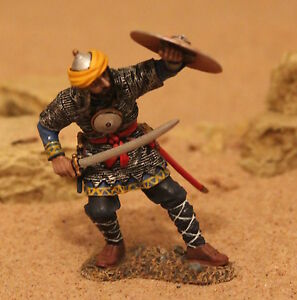 King And Country Knights Croisés Mk110 Soldats Toy Saracens Britains