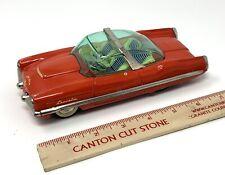 Lincoln XL-500 Sun Deck Convertible tin friction car.