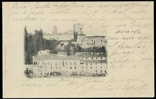 cartolina BASSANO castello degli ezzelini