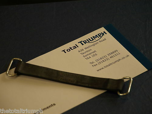 GENUINE Triumph Motorcycles Battery Strap Tool Kit Strap Rocket Trophy NEW
