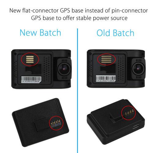 GPS Bracket Module Slide Up For Mounting A119 Car Dash Dashboard Camera