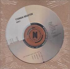 TYONDAI BRAXTON Hive1 2015 US 8-trk promo CD sealed