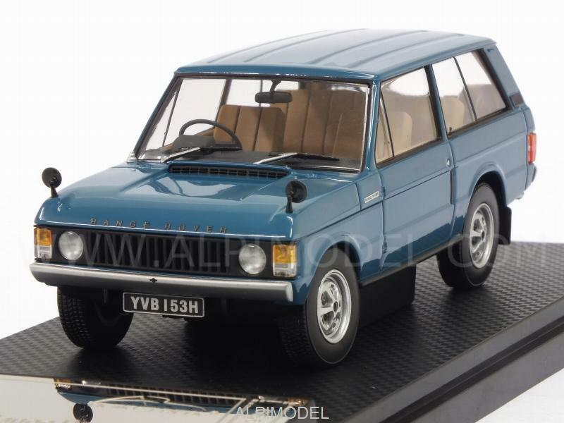 Range Rover 1970 Tuscan blu 1 43 ALMOST REAL 410101