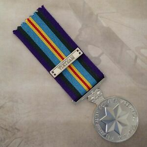AUSTRALIAN ACTIVE SERVICE MEDAL 1945 - 1975  WITH VIETNAM CLASP   AASM 45-75