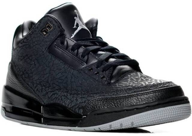 sale retailer 2041e 10706 ... clearance 2011 nike air jordan 3 iii retro black flip size 11.5. 315767  001 1