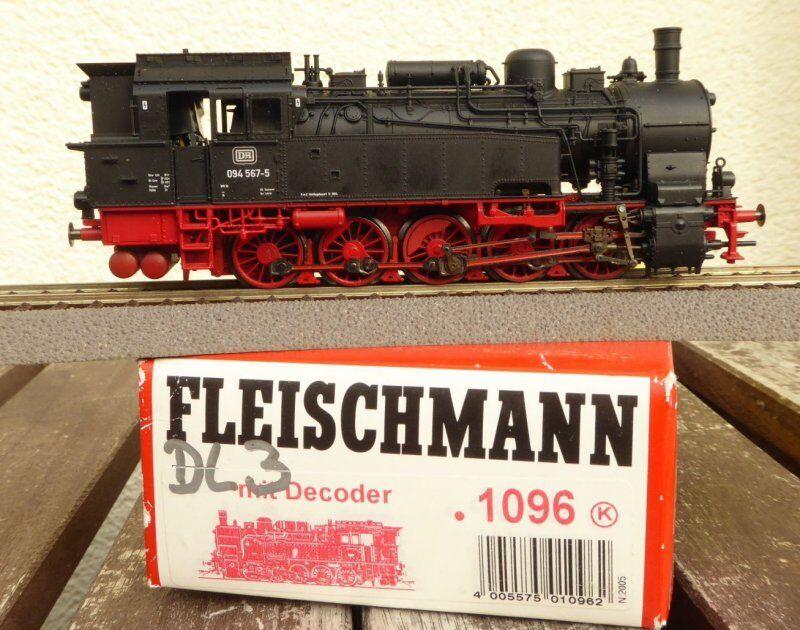 Fleischmann 1096 ausschreibung br 094 567-5 db ep.4. ac digital, h0, bw lehrte