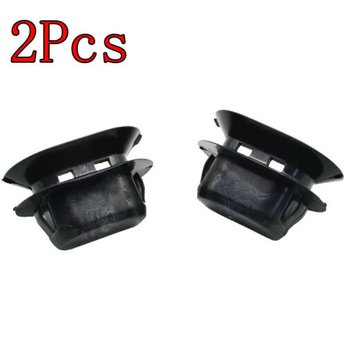 2Pcs Rear Seat Cushion Pad Clip For Mazda CX3 CX5 CX7 CX9 RX8