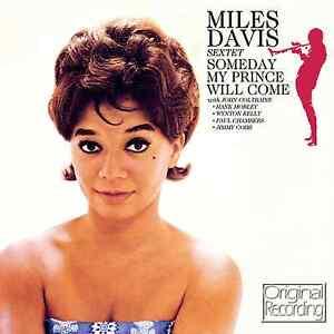 Miles-Davis-Someday-My-Prince-Will-Come-CD