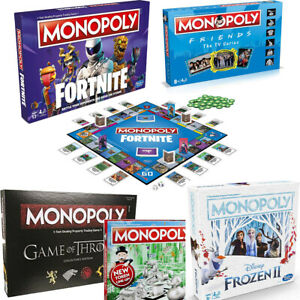 Monopoly-Board-Game-NEUF-et-scelle-beaucoup-d-039-editions-a-choisir