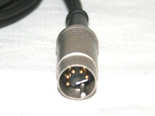 Send-//Return-Kabel für Effektgeräte an DYNACORD EMINENT und Echolette