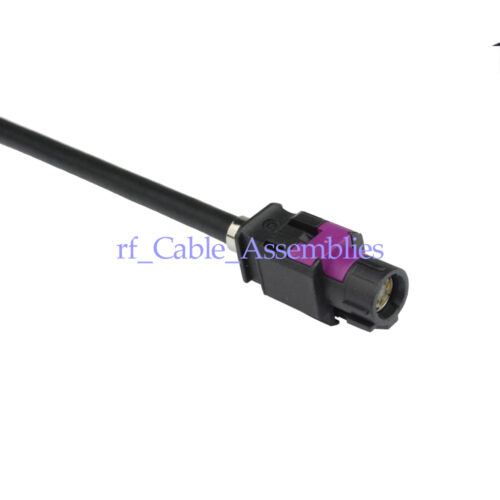 HSD Fakra A Female to Jack Pigtail Dacar 535 4pole cable 1m for BMW//Benz//Audi