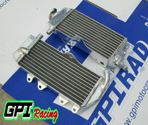 FOR YAMAHA YZ125 YZ 125 2002 2003 2004 Aluminum Radiator and hose