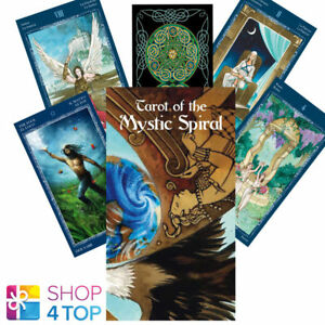 TAROT-OF-THE-MYSTIC-SPIRAL-DECK-KARTEN-ESOTERIC-FORTUNE-TELLING-LO-SCARABEO