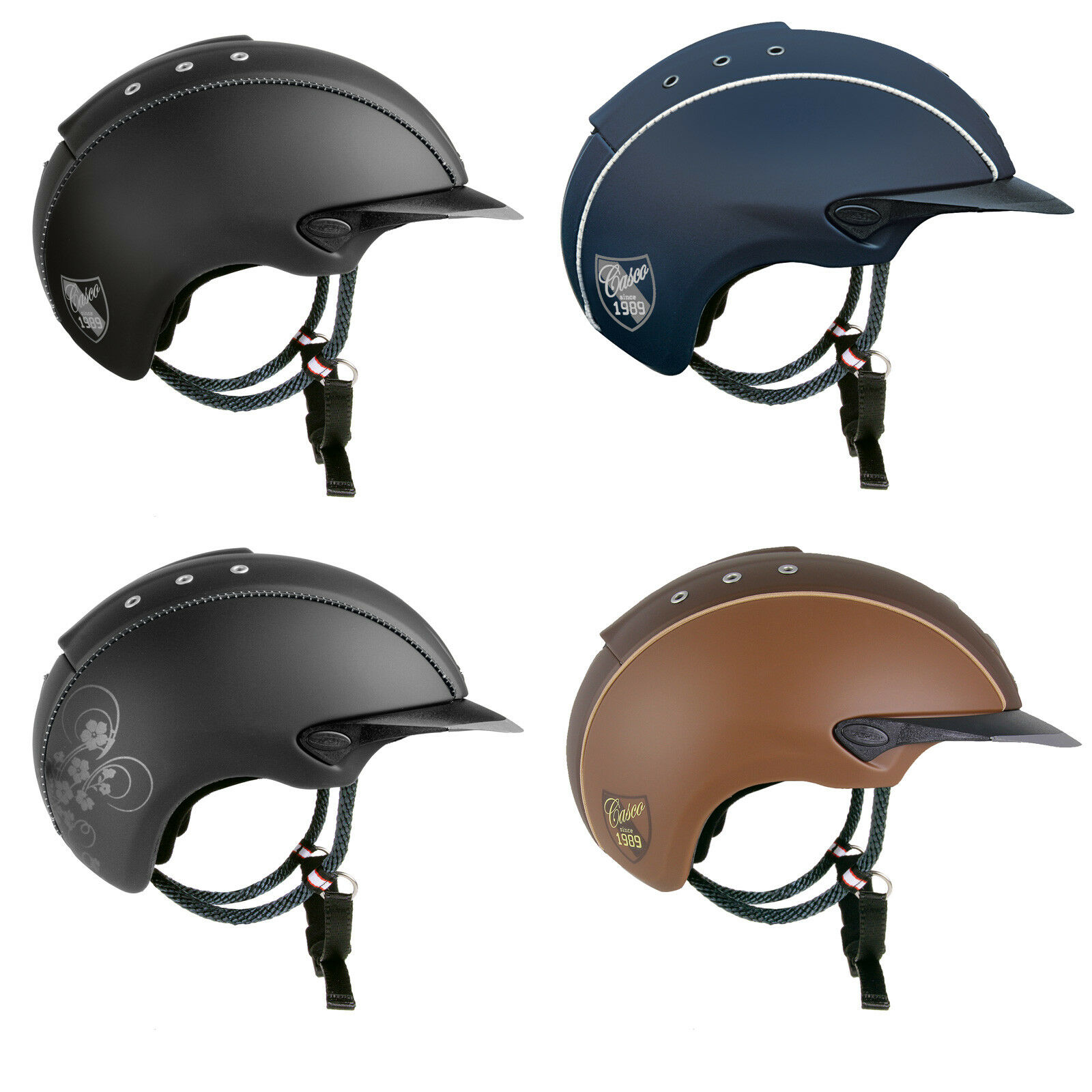 Casco Riding Helmet Mistrall, vg01