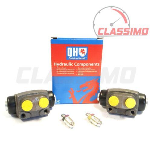 QH Rear Brake Wheel Cylinder Pair for FORD CORTINA MK 3-1.6 GT GXL /& 2.0