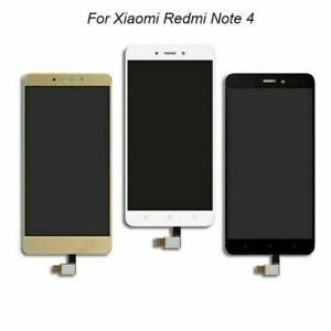 Pour-XIAOMI-REDMI-Note-4-Affichage-LCD-ecran-Tactile-Numeriseur-avec-Cadre-reparation-Partie