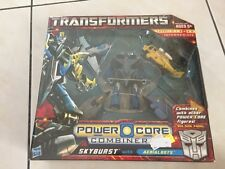 Hasbro Transformers PCC PowerCore Power core combiner Skyburst NEW