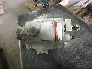 YUKEN HYDRAULIC PISTON PUMP_A16-F-R-0
