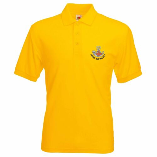 Light Infantry Polo Shirt