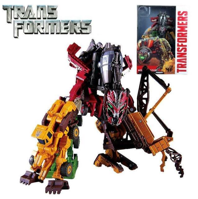 Transformers Movie Age of Extinction Devastator Combiner 7 in 1 Trucks 33