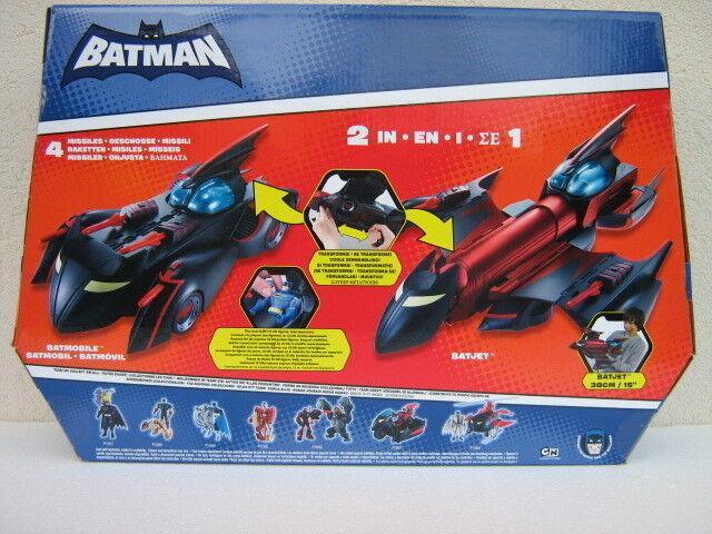 Batmobile batmobil batmòvil batjet batman vehicle voiture auto car mattel N5749