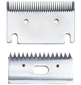 Replacement Heavy-Duty Fine 1mm Horse Clipper Blades. Fit Heiniger, Liveryman,
