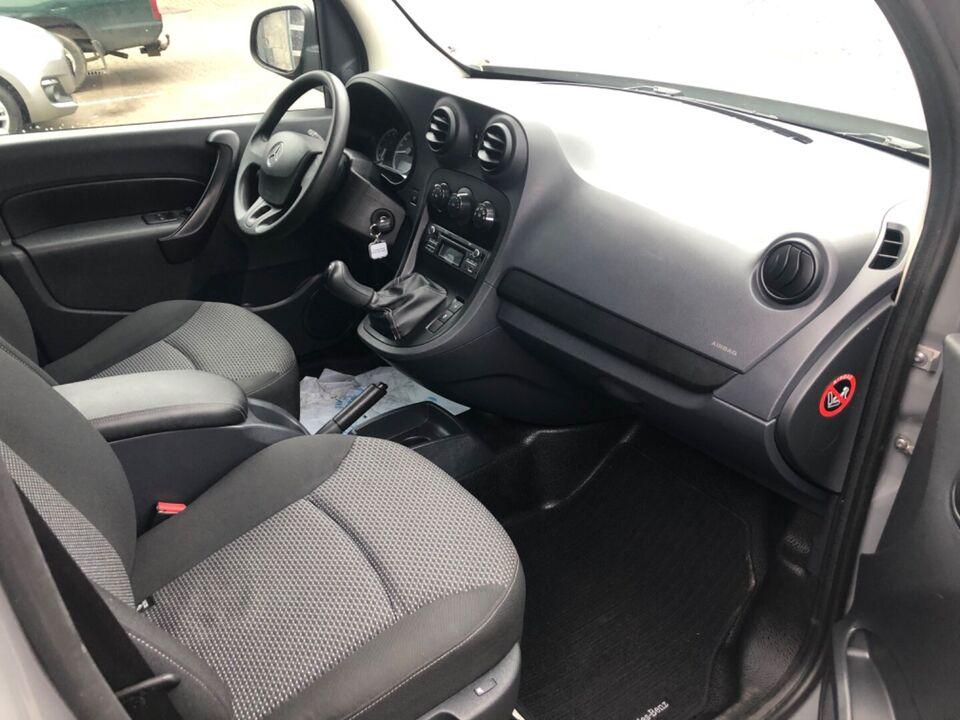 Mercedes Citan 109 1,5 CDi Kassevogn XL d Diesel modelår