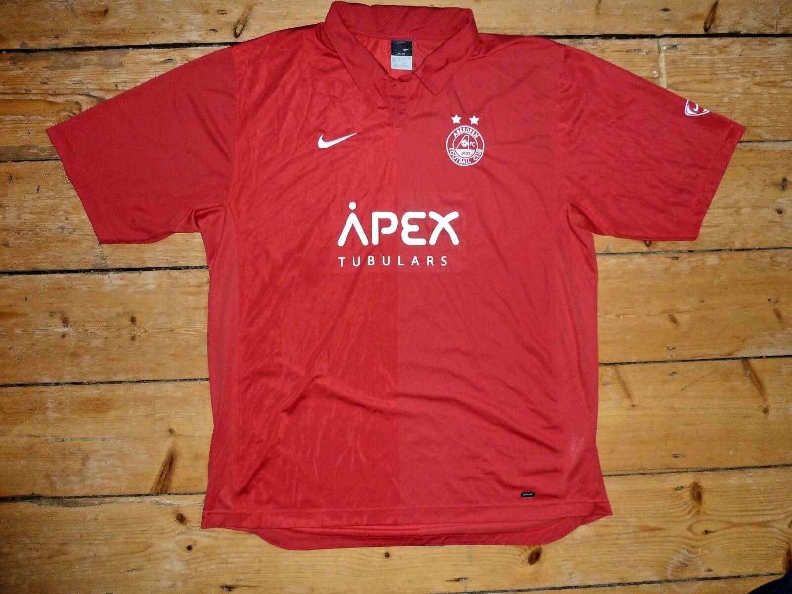 Aberdeen FC Calcio Maglia XXL 2006 Calcio Maglia Scozzese    Dons Nike  precios al por mayor