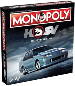 Monopoly-HSV-Collector-039-s-Edition
