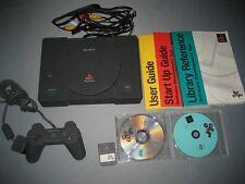 Sony PlayStation ~ Net Yaroze Black Console System- DTL-H3001