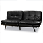 memory foam sofa futon bed convertible couch foldable full size sleeper