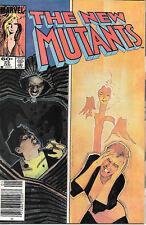 Marvel Comics The New Mutants Comic Book #23 1985 VERY FINE/NEAR MINT UNREAD