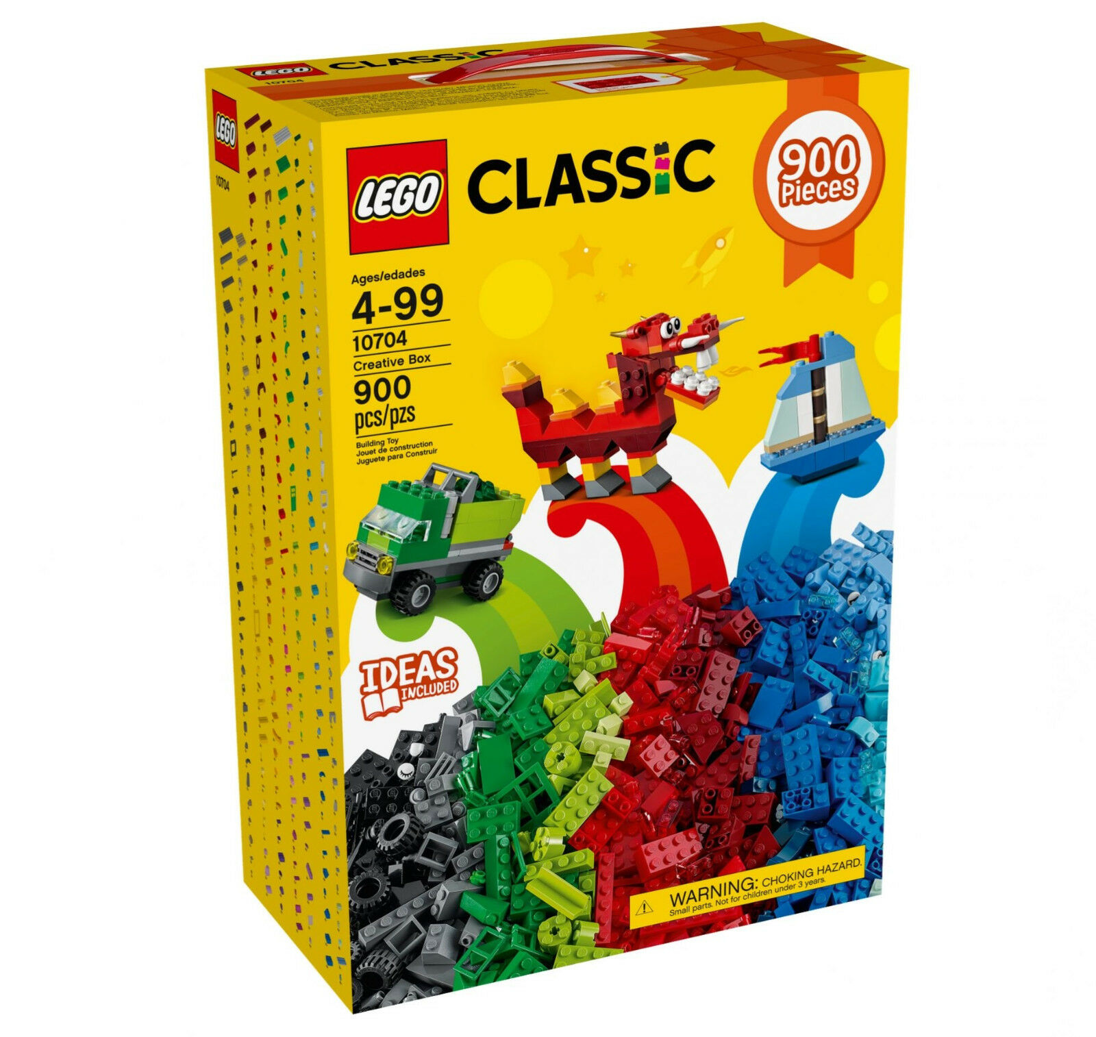 LEGO® Classic (10704) LEGO Kreativ-Steinebox inkl Versand Neu