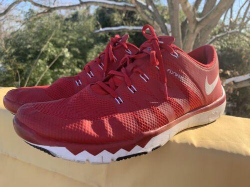 b7 Air Free Flyknit 5 Red Cardinals Sz Nike 0 13 Trainer No Louisville Lunar OXFUaq
